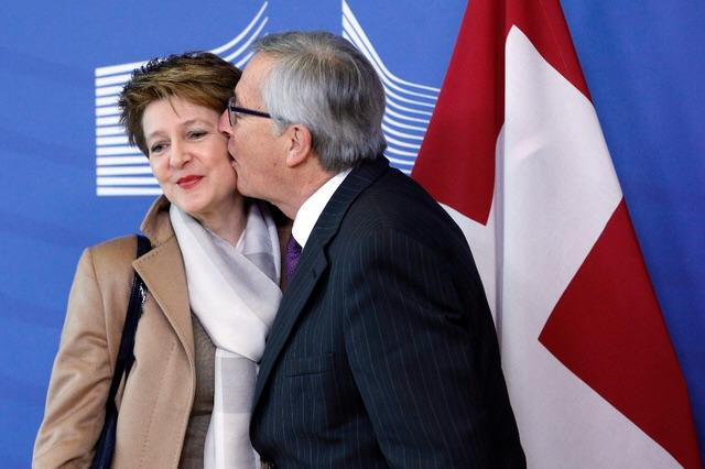 Nein zum Rahmenabkommen der Schweiz mit der EU-748483